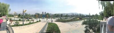"""小游园改变城市大生态——兰州市七里河区依托""""创园""""增加城市""""绿量""""(图)"""