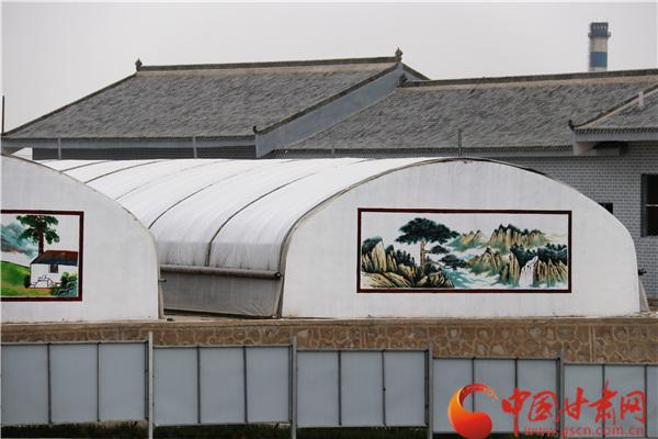 【改革·印记|讲好兰州故事】兰州市榆中县全力打造田园综合体(图)