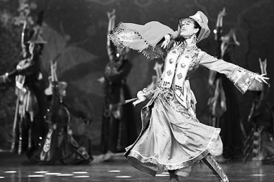 让民族艺术之花绽放异域 ——写在甘肃省民族歌舞团赴美演出之际