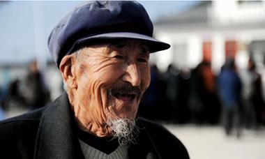 """天水沟门村82岁老兵:祖国的强大让我感到自豪! 为这些十九大""""心""""声音打call(图)"""