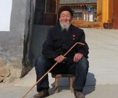 十九大精神在甘肃|美丽乡村 听天水81岁老党员讲故事(图)