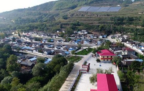 天水市清水县扶贫攻坚有新招 光伏产业助推美丽乡村建设(图)