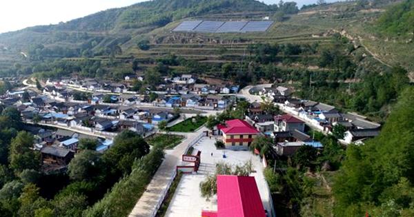 十九大精神在甘肃|清水县扶贫攻坚有新招 光伏产业助推美丽乡村建设(图)