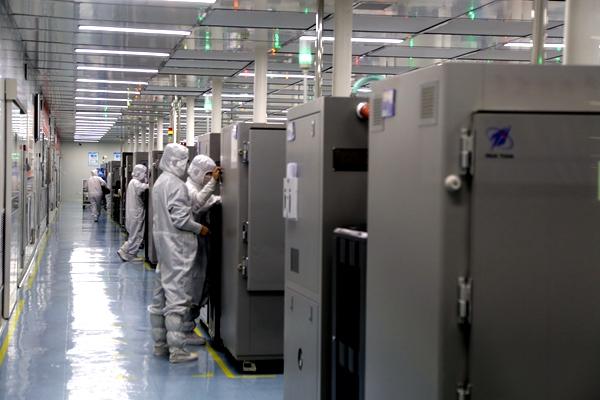 十九大精神在甘肃|天水华天电子集团:科技创新是打开高端市场的金钥匙(图