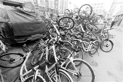 兰州市将出手根治共享单车乱象 相关管理办法预计年底前出台实施