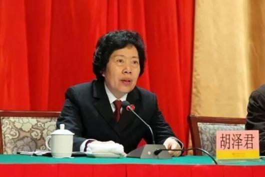 胡泽君在甘肃省宣讲十九大精神时强调:奋力推进新时代审计事业新发展