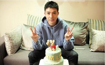 俞灏明写三十岁生日愿望:磨砺更好的自己