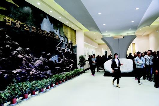 让历史告诉未来——甘肃公路博物馆背后的故事
