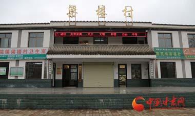 陇南成县梁楼村:党员引领示范 开启农村脱贫致富新模式