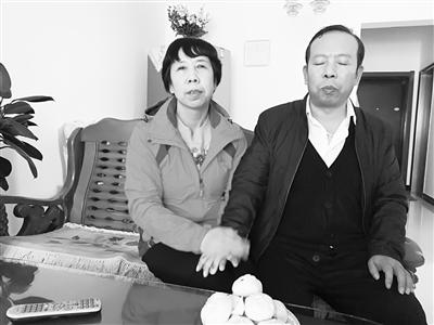 兰州榆中县女教师14年不离不弃 真爱让瘫痪丈夫站了起来