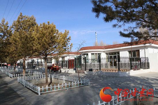 【领航新征程】酒泉市银达镇六分村:美丽乡村建设提升百姓幸福感(图)