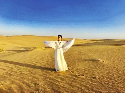 《甘肃欢迎你》近日全国首发 星光大道歌手百灵动人歌喉唱响陇原旅游宣传主题曲