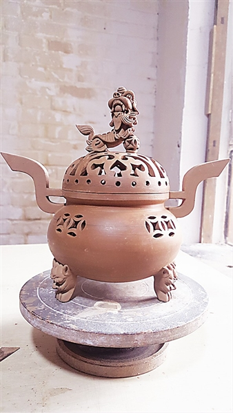 定西岷县陶艺加工技艺被确定为甘肃省级非遗项目