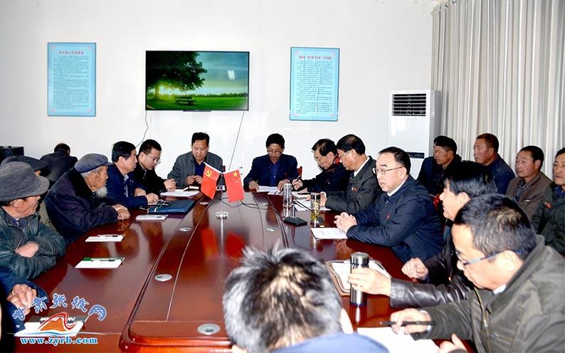 张健赴张掖市甘州区五一村宣讲党的十九大精神