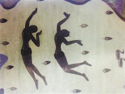 千年律动,敦煌壁画中的古代体育