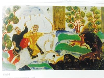 【特稿】千年律动,敦煌壁画中的古代体育