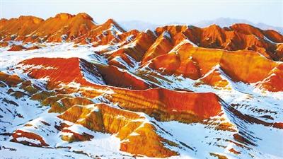 各项特色活动引客来 冬春季旅游大美张掖给您惊喜