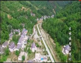 【航拍甘肃】陇南康县王坝乡廖家院 不一样的生态文明村(视频)