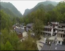 【 航拍甘肃】陇南康县王坝镇大水沟村变身美丽乡村(视频)