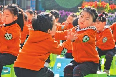 """定西市安定区幼儿园与两所民办幼儿园共同开展""""艺术周""""活动"""