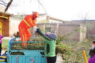让村民成为维护环境卫生的主角——兰州市红古区农村环境综合整治推行网格长制