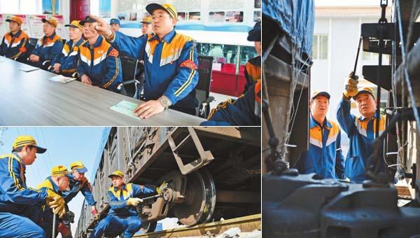 【陇原工匠】王铁林:货车安全的守护者(图)