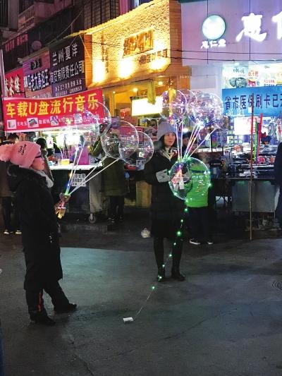 兰州:存在四大隐患发光气球好看不安全
