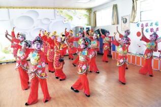 酒泉市肃州区:乡村少年宫乐了农村娃