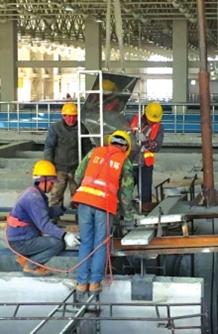 兰州市水源地建设项目全速前进 两大净水厂设备已安装85%
