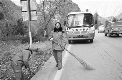 陇南文县养路女工王晓莉的22年青春记忆(图)