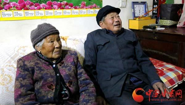 庆阳市华池县张保亮:一位老革命的爱国情怀