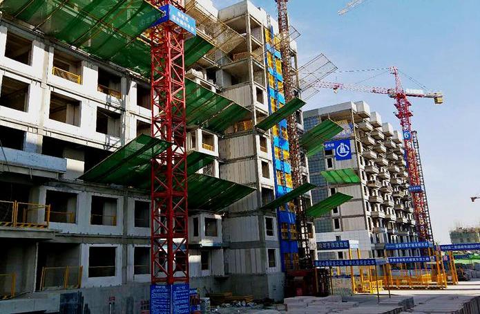 【新时代 新甘肃】甘肃首个装配式住宅小区将在兰州新区建成(图)
