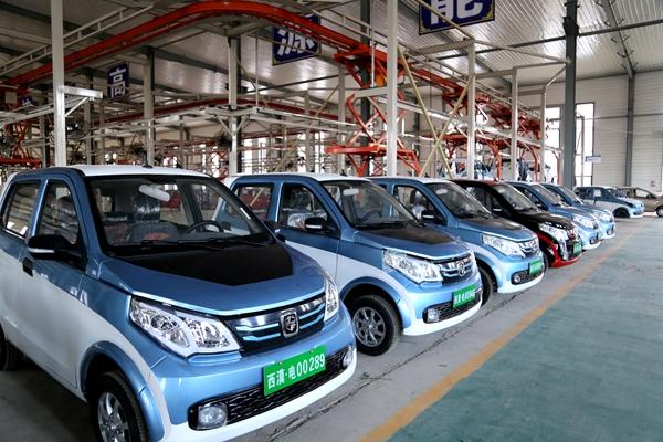 【新时代 新甘肃】庆阳庆城县:新能源汽车驶入寻常百姓家