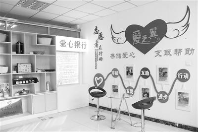 """【新时代 新气象 新作为】""""爱心兑换""""让志愿服务成为常态"""