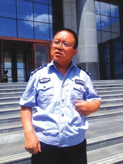 全国优秀人民警察王毓聘病逝