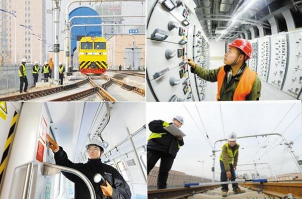 【图说甘肃】地铁建设进行时