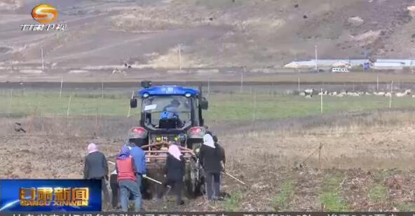 岷县:农业机械化加快推动群众致富步伐