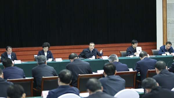 李克强在湖北考察并主持召开全国自贸试验区工作座谈会