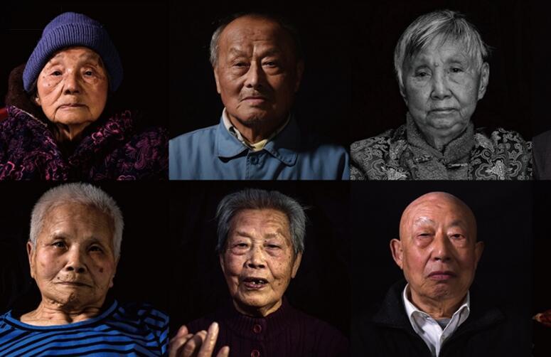 南京大屠杀幸存者群像实录