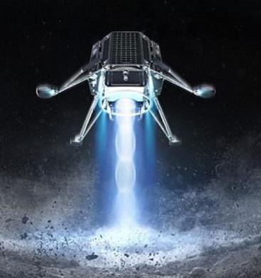 日本太空科技公司要在2020于月球上树立广告牌