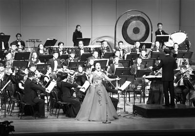 西北民大交响乐团奏响2018新年音乐会