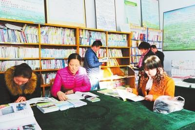 定西市安定区内官营镇锦屏村重视文化建设