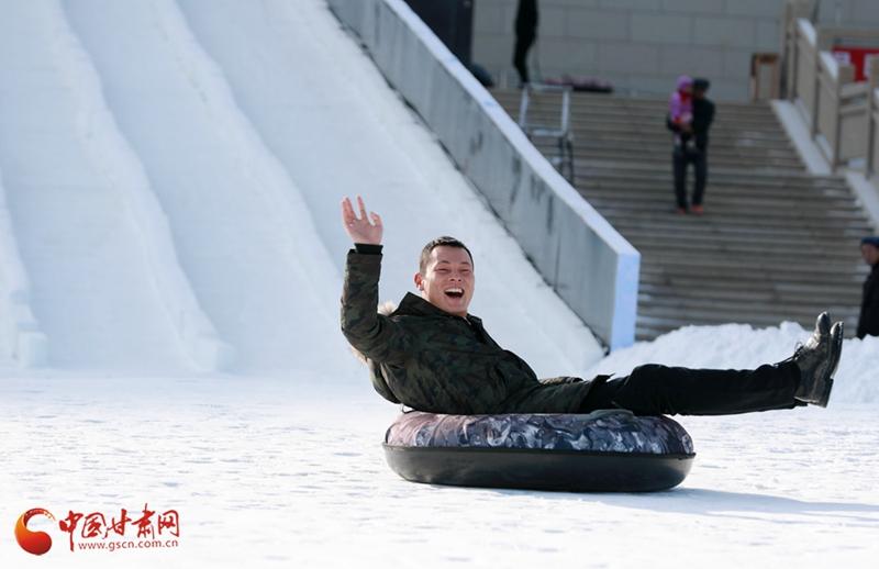 【新时代 新气象 新作为】敦煌:冰雪盛会掀起冬季旅游新热潮
