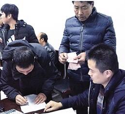 庆阳市庆城县劳动监察大队为38名务工人员追回工资