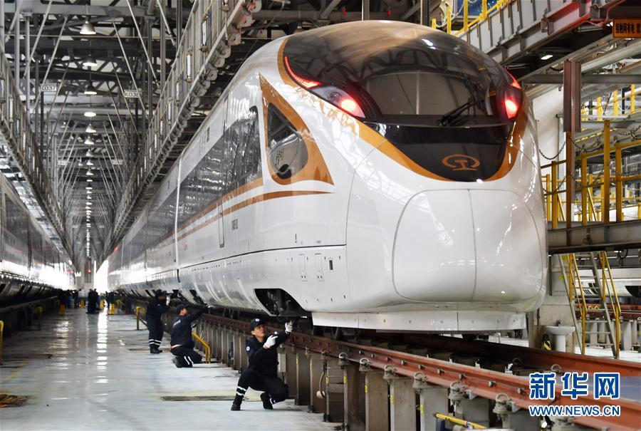 电子游艺网址:12月28日起全国铁路实施新列车运行图