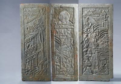 【绚丽甘肃】天水出土石棺床与丝绸之路上的粟特人(组图)