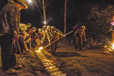 【西部地理】康县雍坝铸铧技艺:犀牛江畔农耕文化的活化石