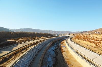 白银市会宁县对祖厉河城区段实施综合治理二期工程