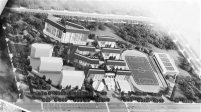 兰州二中雁滩分校2020年开始招生 为全寄宿制中学