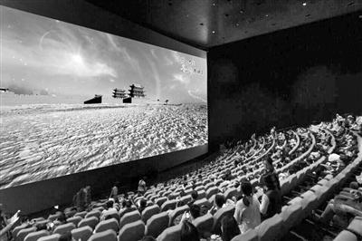 甘肃旅游形象宣传片在5个城市电影院线上映(图)